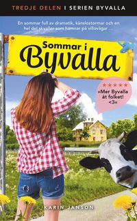 bokomslag Sommar i Byvalla