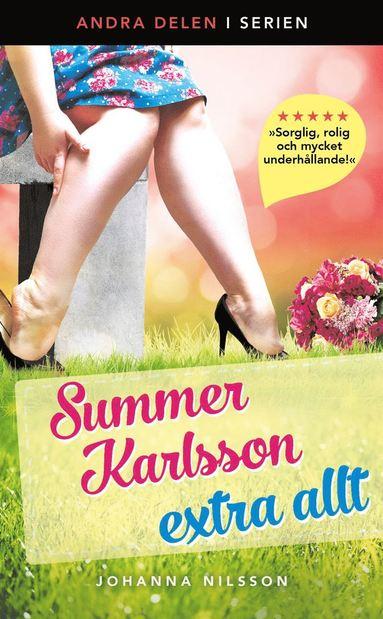 bokomslag Summer Karlsson extra allt