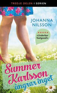 bokomslag Summer Karlsson ångrar inget