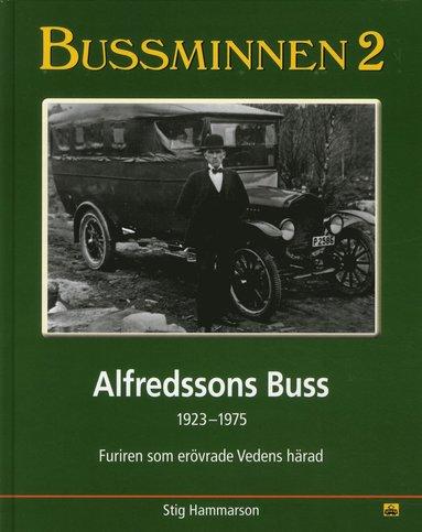 bokomslag Bussminnen 2. Alfredssons Buss