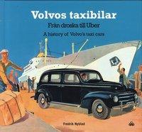 bokomslag Volvos taxibilar : från droska till Uber