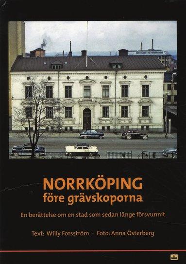 bokomslag Norrköping före grävskoporna