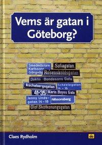 bokomslag Vems är gatan i Göteborg?
