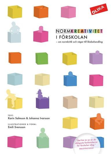 bokomslag Normkreativitet i förskolan : om normkritik och vägar till likabehandling