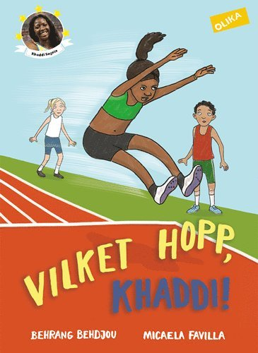 Vilket hopp, Khaddi! 1