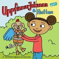 bokomslag UppfinnarJohanna & Huttan