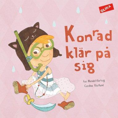bokomslag Konrad klär på sig