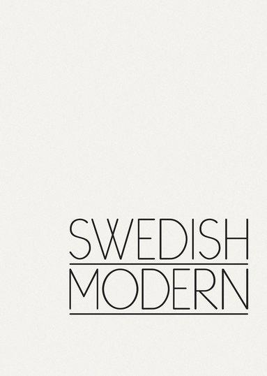 bokomslag Swedish Modern