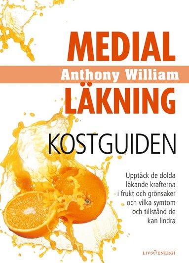 bokomslag Medial Läkning : Kostguiden