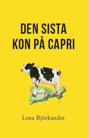 bokomslag Den sista kon på Capri