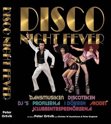 bokomslag Disco Night Fever