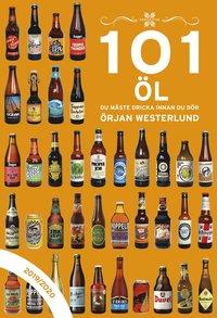 bokomslag 101 Öl du måste dricka innan du dör 2019/2020