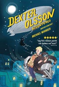 bokomslag Morfars hemlighet - Dexter Olssons äventyr