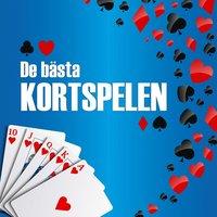 bokomslag De bästa kortspelen