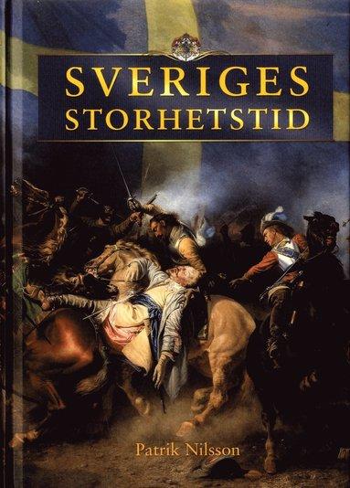 bokomslag Sveriges storhetstid