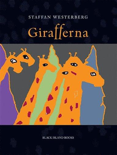 bokomslag Girafferna