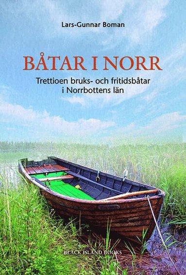 bokomslag Båtar i norr : trettioen bruks- och fritidsbåtar i Norrbottens län