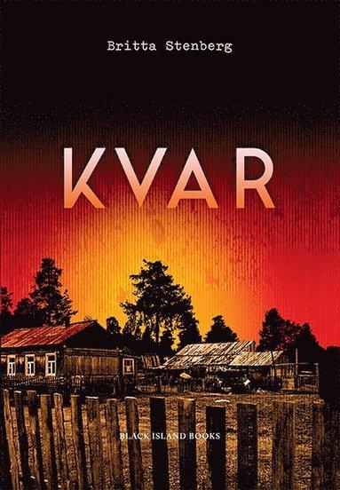 bokomslag Kvar