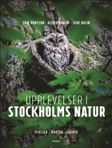 bokomslag Upplevelser i Stockholms natur