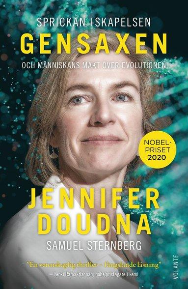 bokomslag Sprickan i skapelsen : genredigering och människans makt över evolutionen