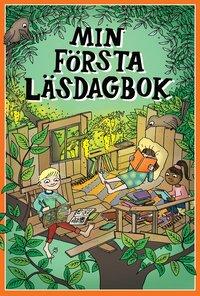 bokomslag Min första läsdagbok