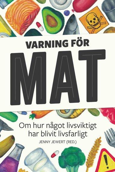 bokomslag Varning för mat