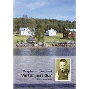 bokomslag Krigsbarn i Jämtland : varför just du?