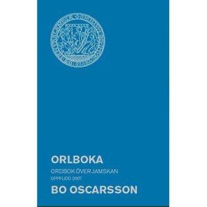 bokomslag Orlboka : ordbok över jamskan