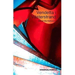 bokomslag Vendetta i Västerstrand