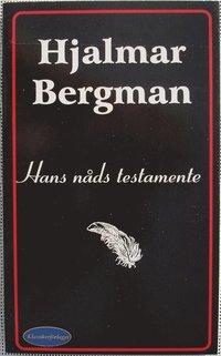 bokomslag Hans nåds testamente