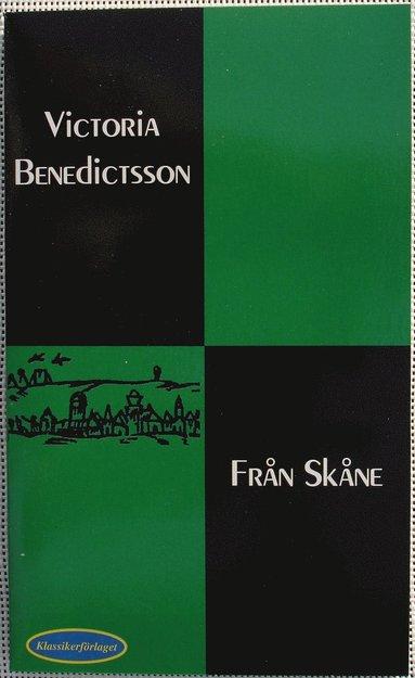 bokomslag Från Skåne