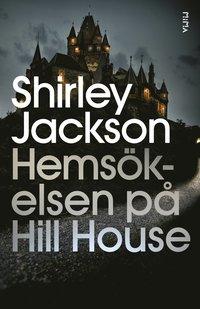 bokomslag Hemsökelsen på Hill House