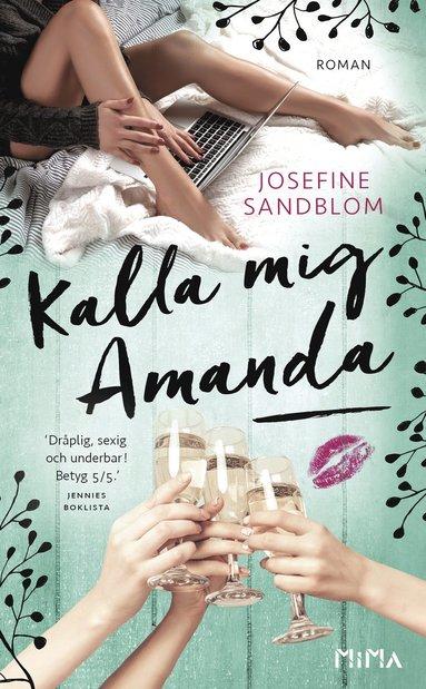 bokomslag Kalla mig Amanda
