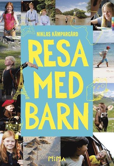 bokomslag Resa med barn
