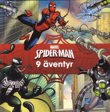 bokomslag Spiderman. 9 äventyr