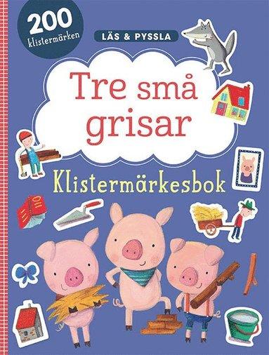 bokomslag Läs & pyssla: Tre små grisar