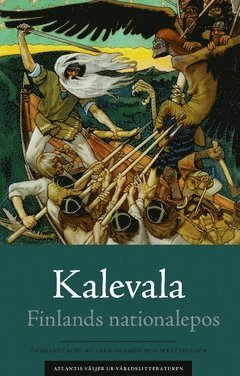 bokomslag Kalevala : finsk folkdikt