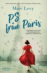 bokomslag PS från Paris