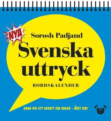 bokomslag Nya svenska uttryck