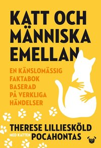 bokomslag Katt och människa emellan
