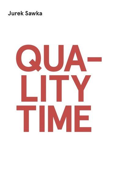 bokomslag Quality Time