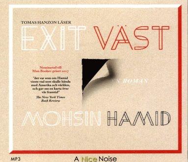bokomslag Exit väst
