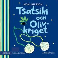 bokomslag Tsatsiki och olivkriget