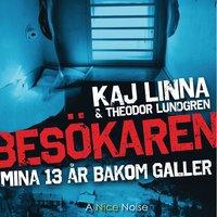 bokomslag Besökaren : mina 13 år bakom galler