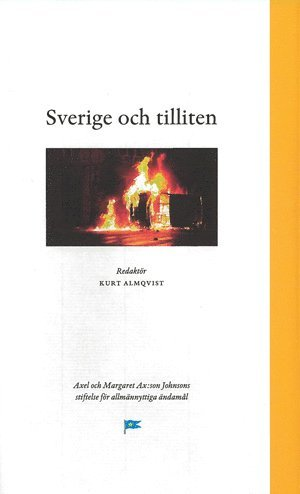 bokomslag Sverige och tilliten