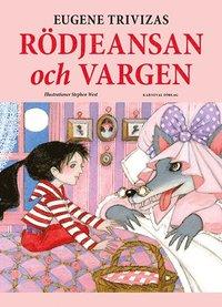 bokomslag Rödjeansan och vargen