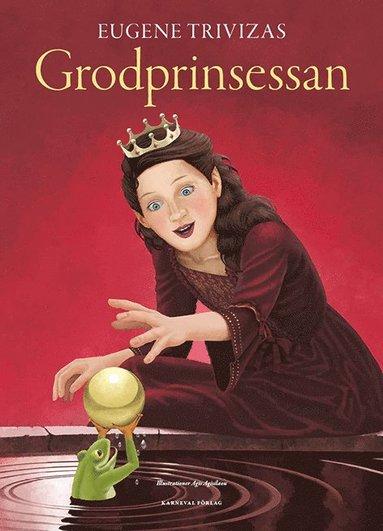 bokomslag Grodprinsessan