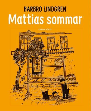 bokomslag Mattias sommar