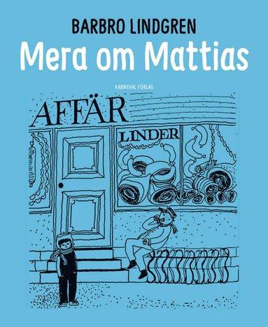 bokomslag Mera om Mattias