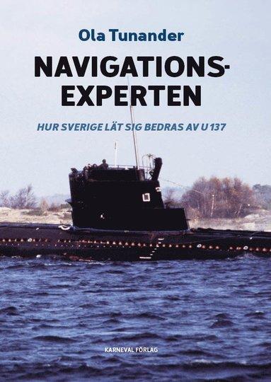 bokomslag Navigationsexperten